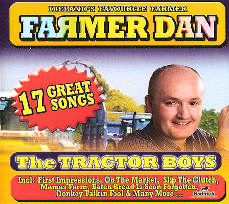 Farmer Dan – The Tractor Boys