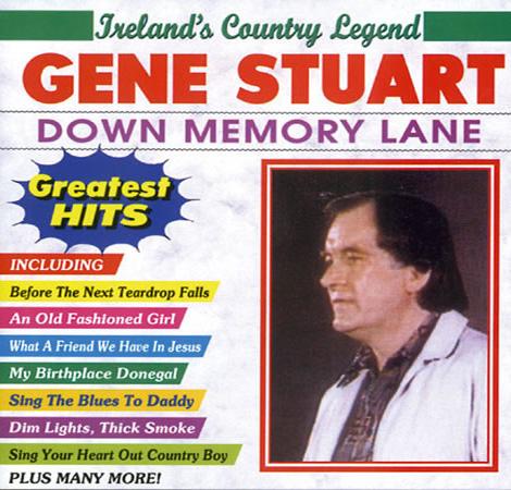 Gene Stuart – Down Memory Lane