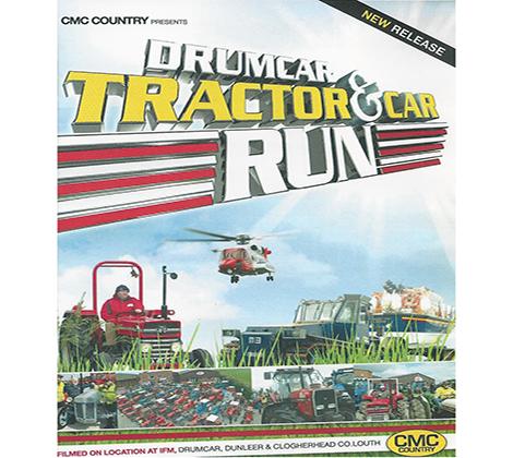 CMC Country – Drumcar Tractor & Car Run DVD
