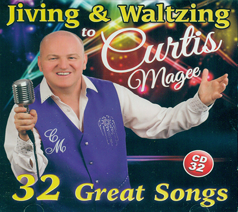 Curtis Magee – Jiving And Waltzing With Curtis Magee
