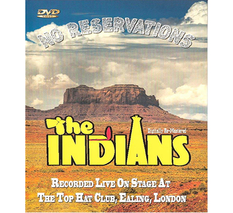 The Indians – No Reservations (DVD)