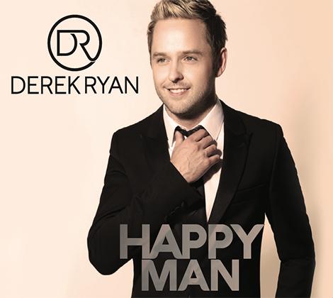 Derek Ryan – Happy Man