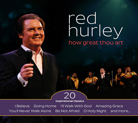 Red Hurley – How Great Thou Art