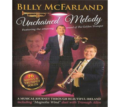 Billy McFarland – Unchained Melody DVD