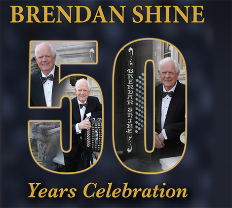 Brendan Shine – 50 Years Celebration