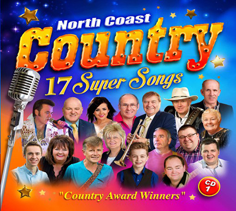 North Coast Country – 17 Super Songs
