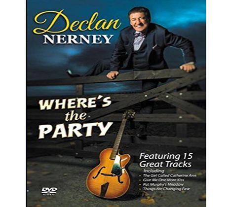 Declan Nerney DVD's