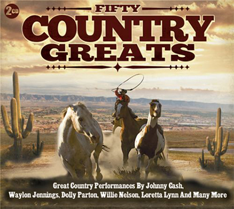 50 Country Greats