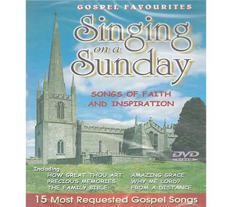 Elaine Wood – Singing On A Sunday