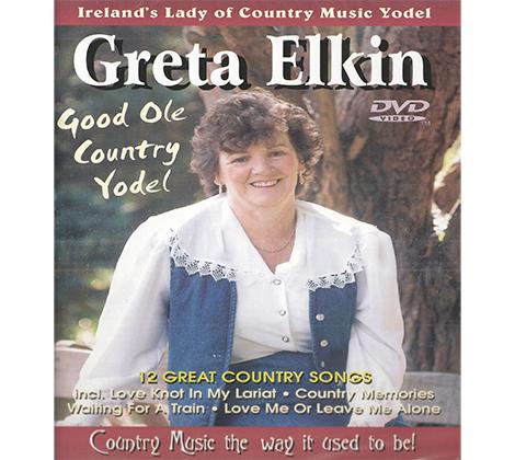Greta Elkin DVD's