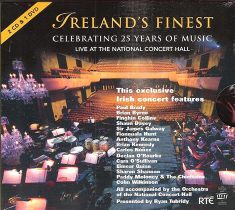Ireland's Finest – Celebrating 25 Years Of Music