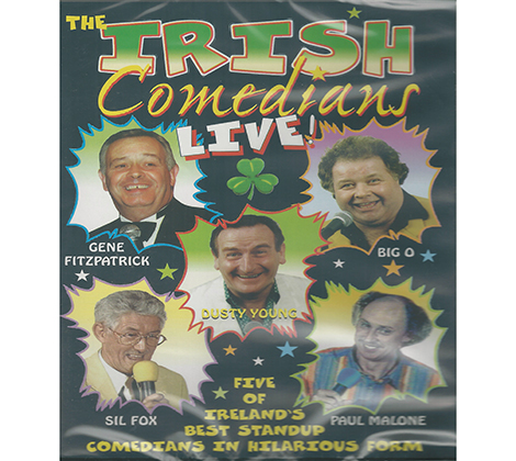 Irish Comedians Live!