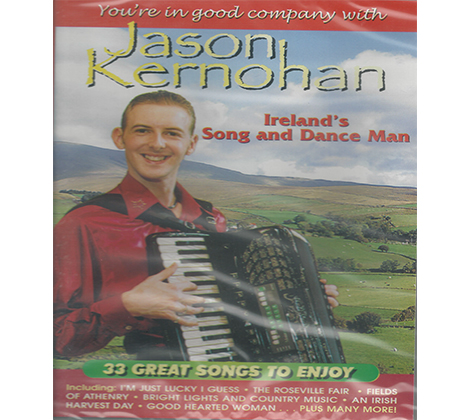 Jason Kernohan – You're In Good Company