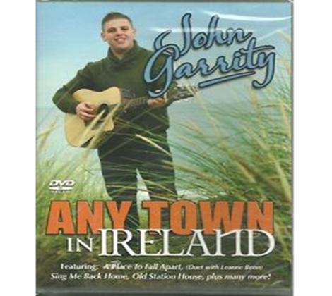 John Garrity – Any Town In Ireland