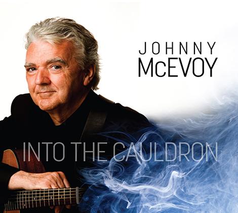 Johnny McEvoy – Into The Cauldron
