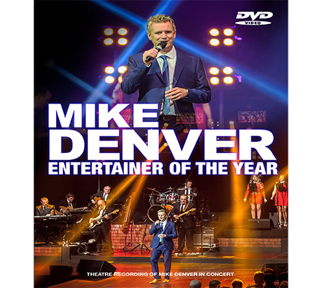 Mike Denver – Entertainer Of The Year
