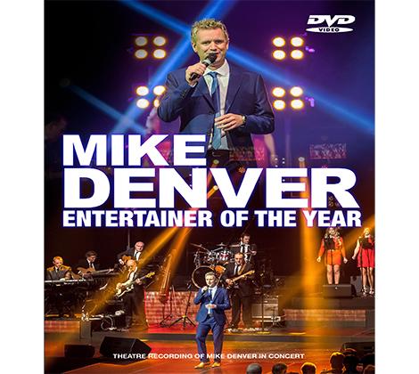 Mike Denver DVD