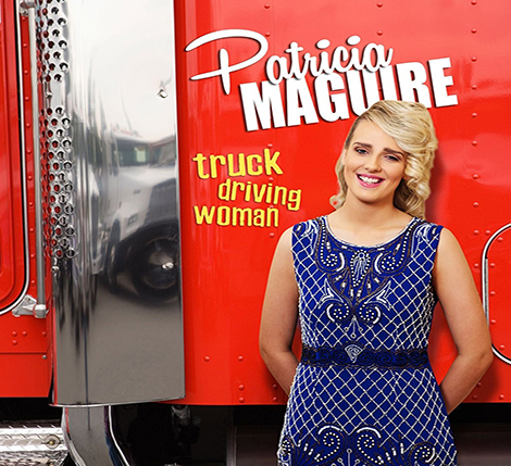 Patricia Maguire – Truck Driving Woman