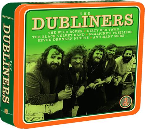 The Dubliners – 3CD Box Set