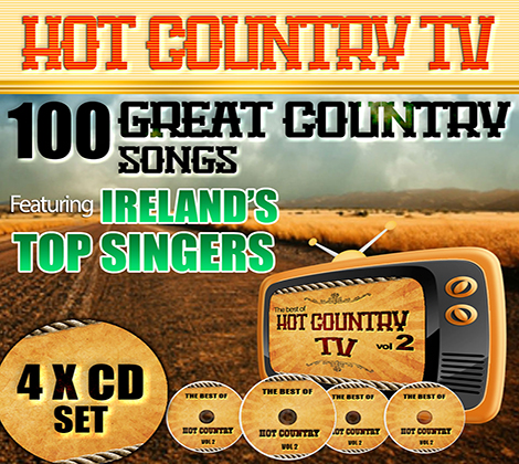 Various Artists – Hot Country TV