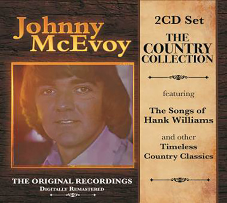 Johnny McEvoy – The Country Collection