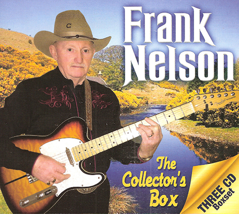 Frank Nelson – The Collections Box