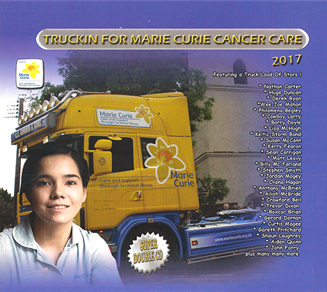 Truckin For Marie Curie