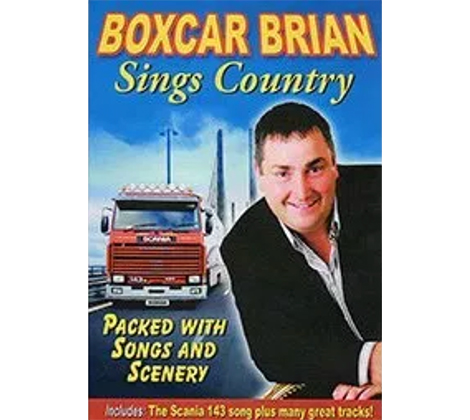 Boxcar Brian DVD's