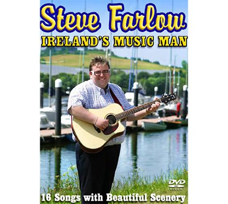 Steve Farlow DVD's