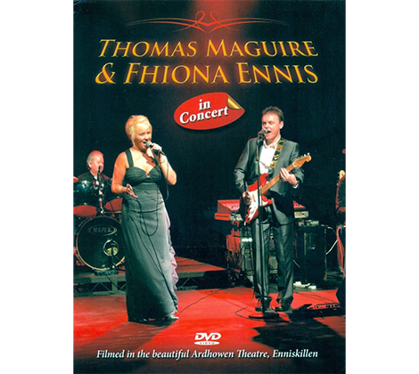 Thomas Maguire DVD's
