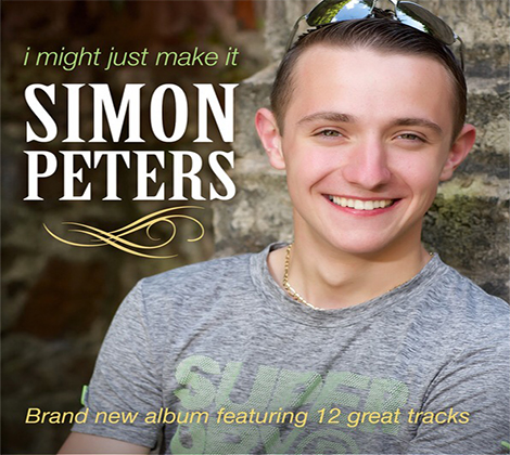 Simon Peters – I Might Just Make It