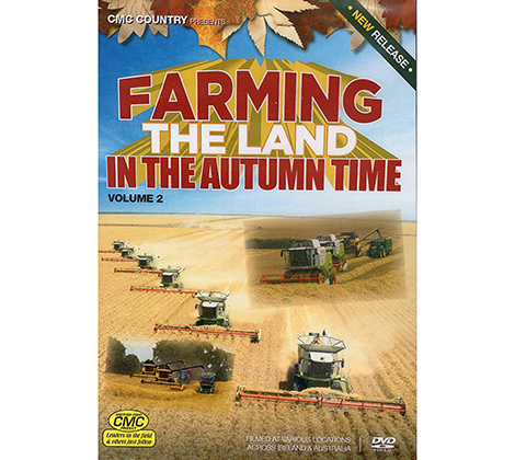 Farming The Land In The Autumn Time