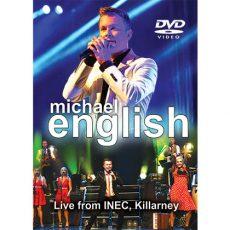 Michael English DVD's
