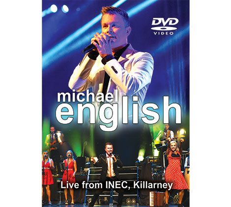 Michael English – Live From INEC, Killarney (DVD)