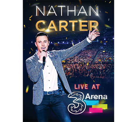 Nathan Carter – Live at 3Arena DVD