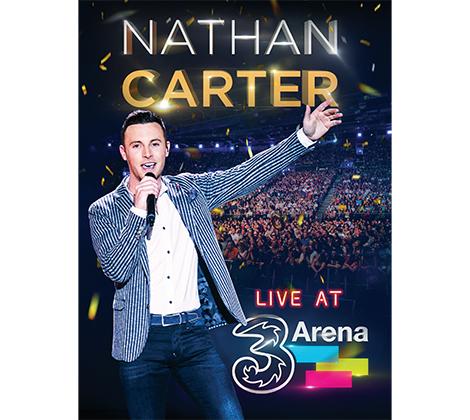 Nathan Carter DVD's