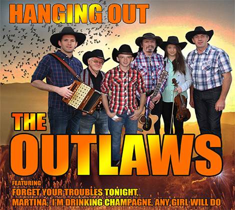 The Outlaws – Hanging Out