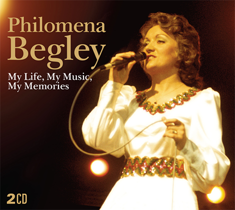 Philomena Begley – My Life, My Music, My Memories (CD)