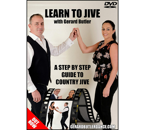 Learn To Jive With Gerard Butler