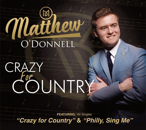 Matthew O'Donnell – Crazy For Country