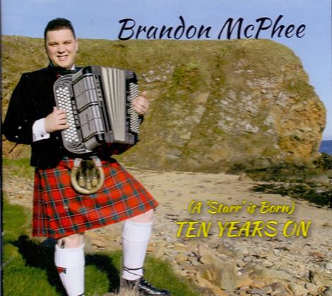 Brandon McPhee – (A 'Starr' Is Born) Ten Years On