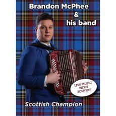 Brandon McPhee DVD's