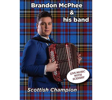 Brandon McPhee – Scottish Champion DVD