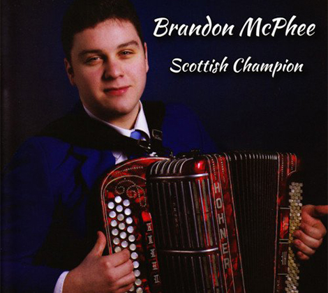 Brandon McPhee – Scottish Champion