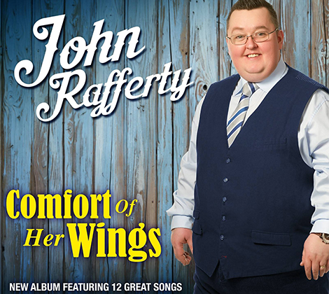 John Rafferty – Comfort Of Her Wings