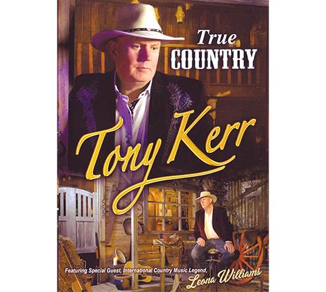 Tony Kerr dvds