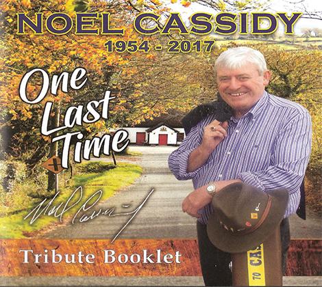 Noel Cassidy