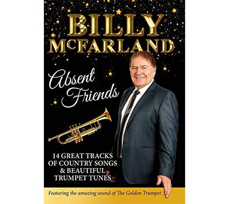 Billy McFarland - Absent Friends (DVD)