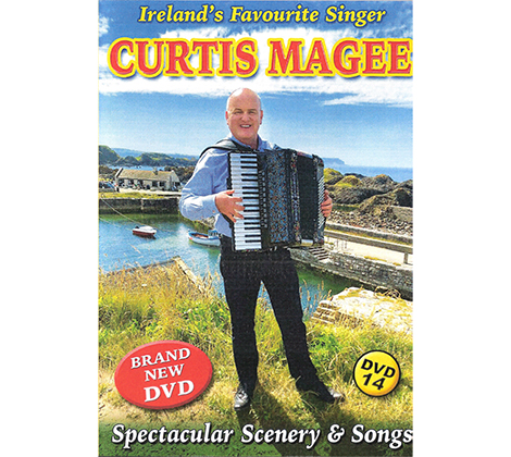 Curtis Magee DVDS