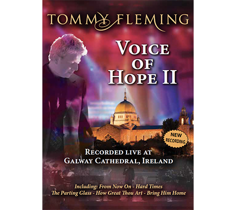 Tommy Fleming DVD's